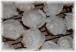 iced scratch cupcakes