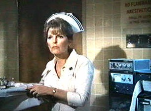 Nurse Dixie McCall from Emergency!