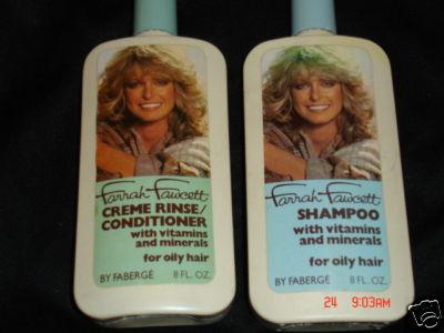 farrah shampoo