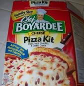 """""""Pizza"""" kit"""