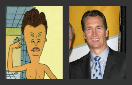 Butthead and Collinsworth