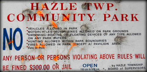 Hazle Park of NO