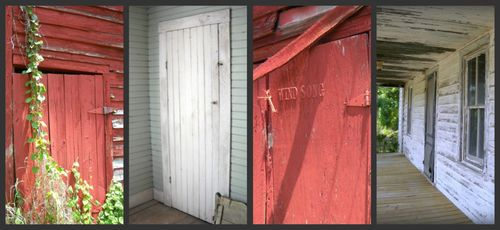 Farm doors