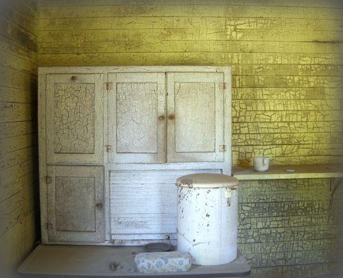 Granddad's house - kitchen