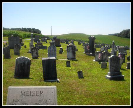 Barners Cemetery