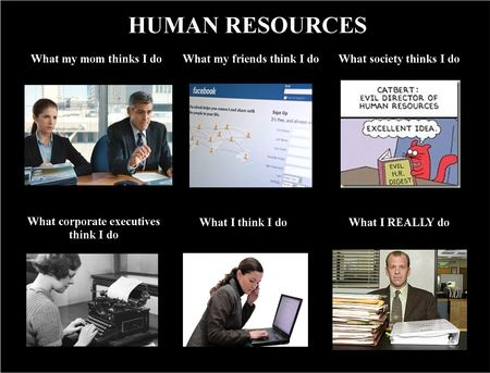 Human Resources, Illustrated – Soup Is Not A Finger Food