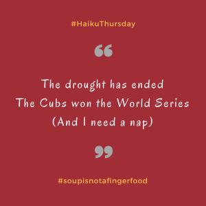 #HaikuThursday (1)