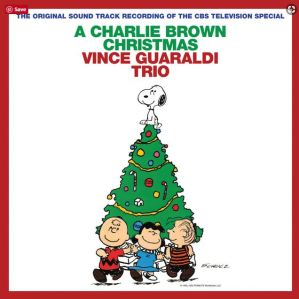 Vince Guaraldi Trio Charlie Brown Christmas Album Cover